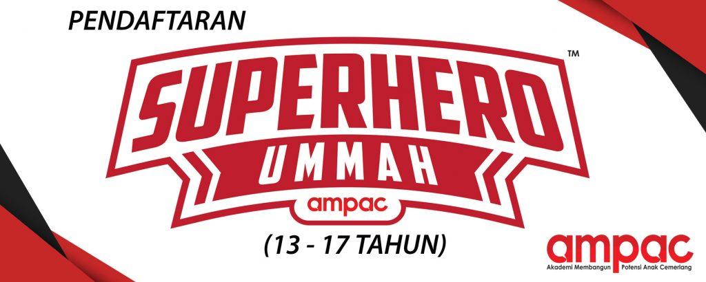 PENDAFTARAN SUPERHERO UMMAH